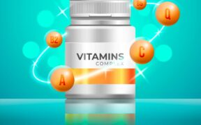 Nutritional Vitamins and Dietary Supplements For Healthy Lifestyle