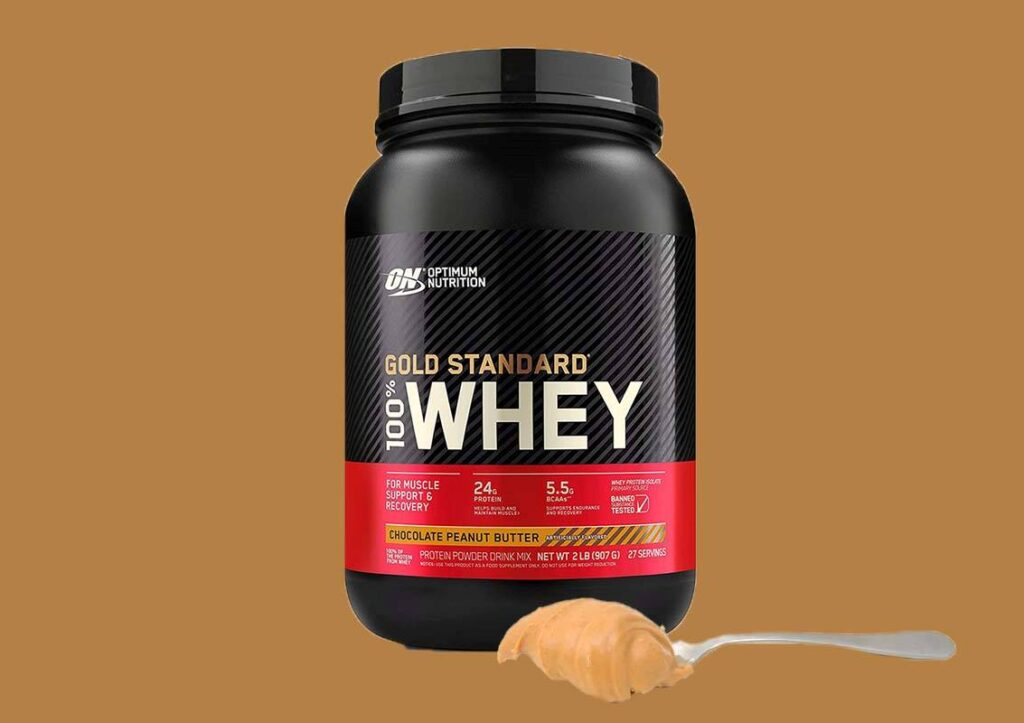 Optimum Nutrition Whey Chocolate Peanut Butter