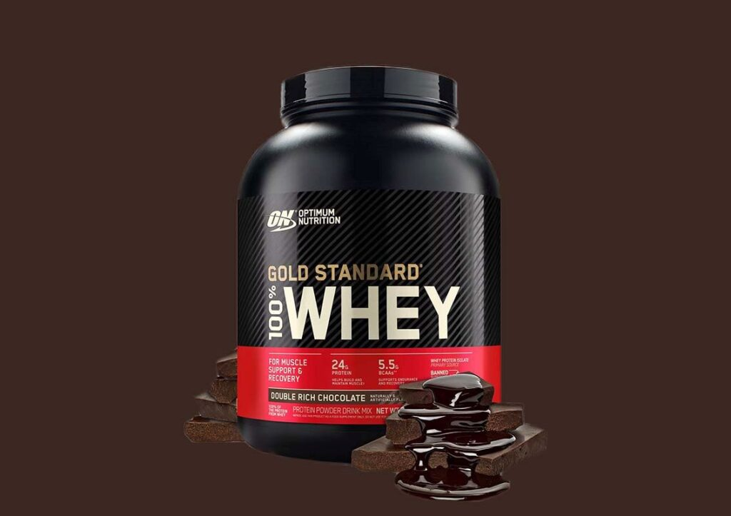 ON Whey Protein Double Rich Chocolate