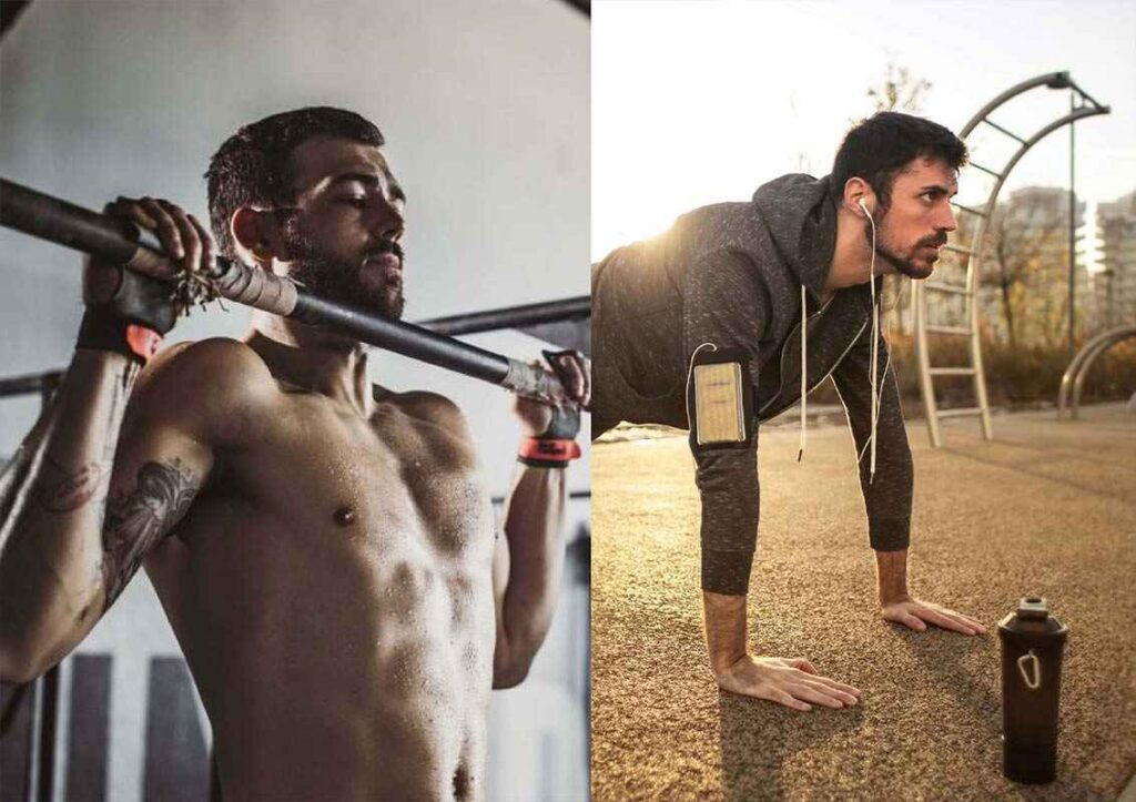Weight Gaining Exercises For Men
